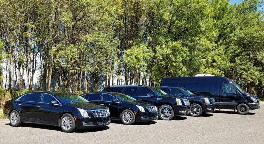 Eugene Car Service/Airport Transportation