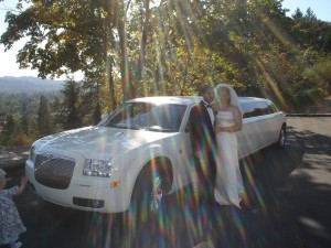 Eugene Wedding Limo | Corvallis limo service | Albany limo service
