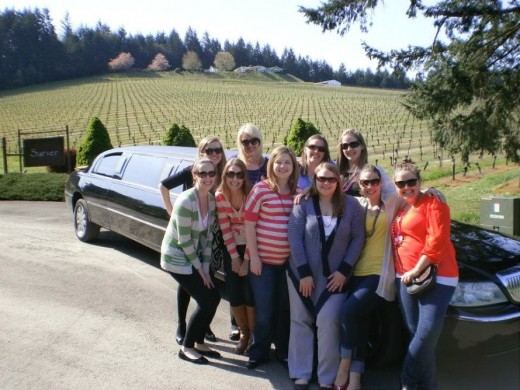 Limo Wine Tour Salem Wine Tour
