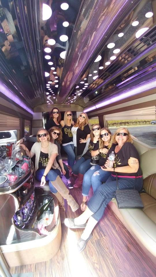Bachelorette Party Limo Albany Limo Service