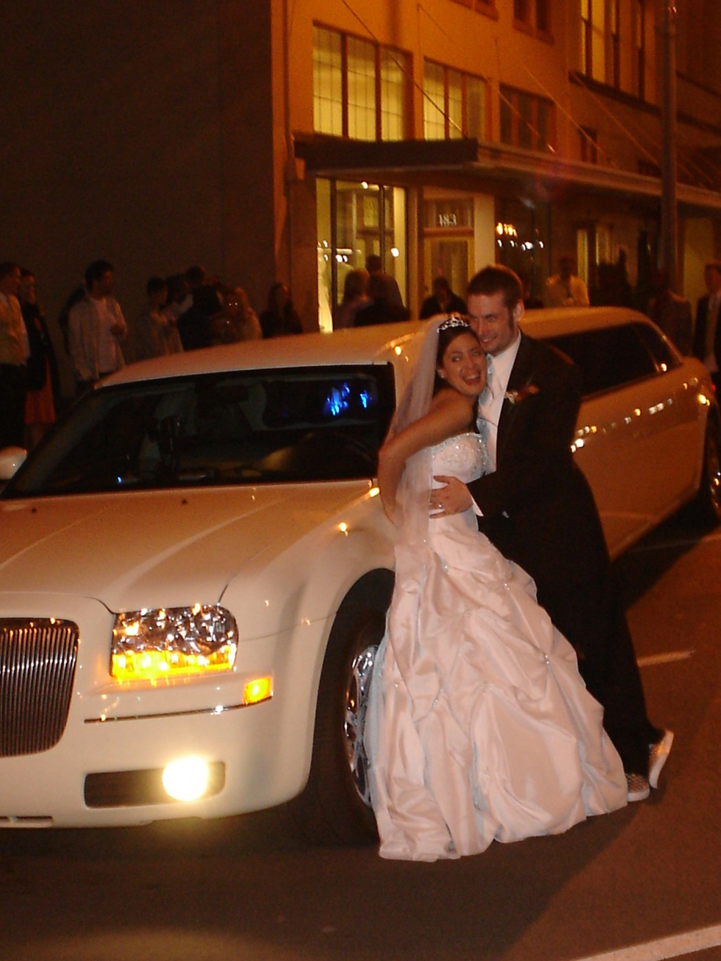 Eugene Wedding Limo Salem Wedding Limo